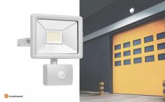 Smartwares LED-beveiligingslamp met sensor - 20W
