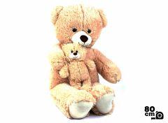Bear + Baby 80cm