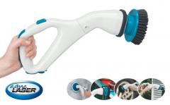Aqualaser Snoerloze Turbo Scrubber