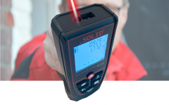 Soundlogic Laserafstandsmeter
