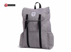 Norländer Vintage Twin Tone Backpack Adventurer Grijs
