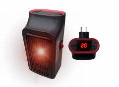 Plug-in Mini Kachel Met Digitaal Display