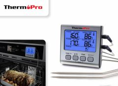 Digital Thermometer TP-17