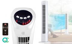 FlinQ Torenventilator met afstandsbediening en timer functie