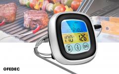 Digitale vleesthermometer met touchscreen - EN-2022C