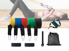 Fitness set voor in- en outdoor