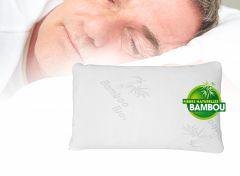 Herzberg bamboo kussen - Hypoallergeen en antibacterieel