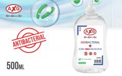 AXG Desinfecterende anti-bacteriële handgel - 500 ml