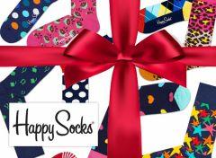 Happy Socks - 6 paar - verrassingspakket - maat 41-46