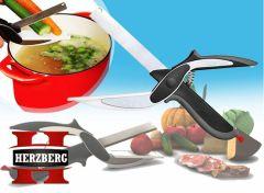 Herzberg Smartcutter - Het slimste snijmes