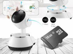 IP-Camera - Draadloos alles in de gaten houden wat jij wilt